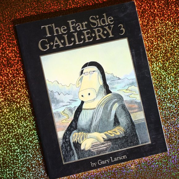 Vintage Far Side Gallery 3 Comics Book